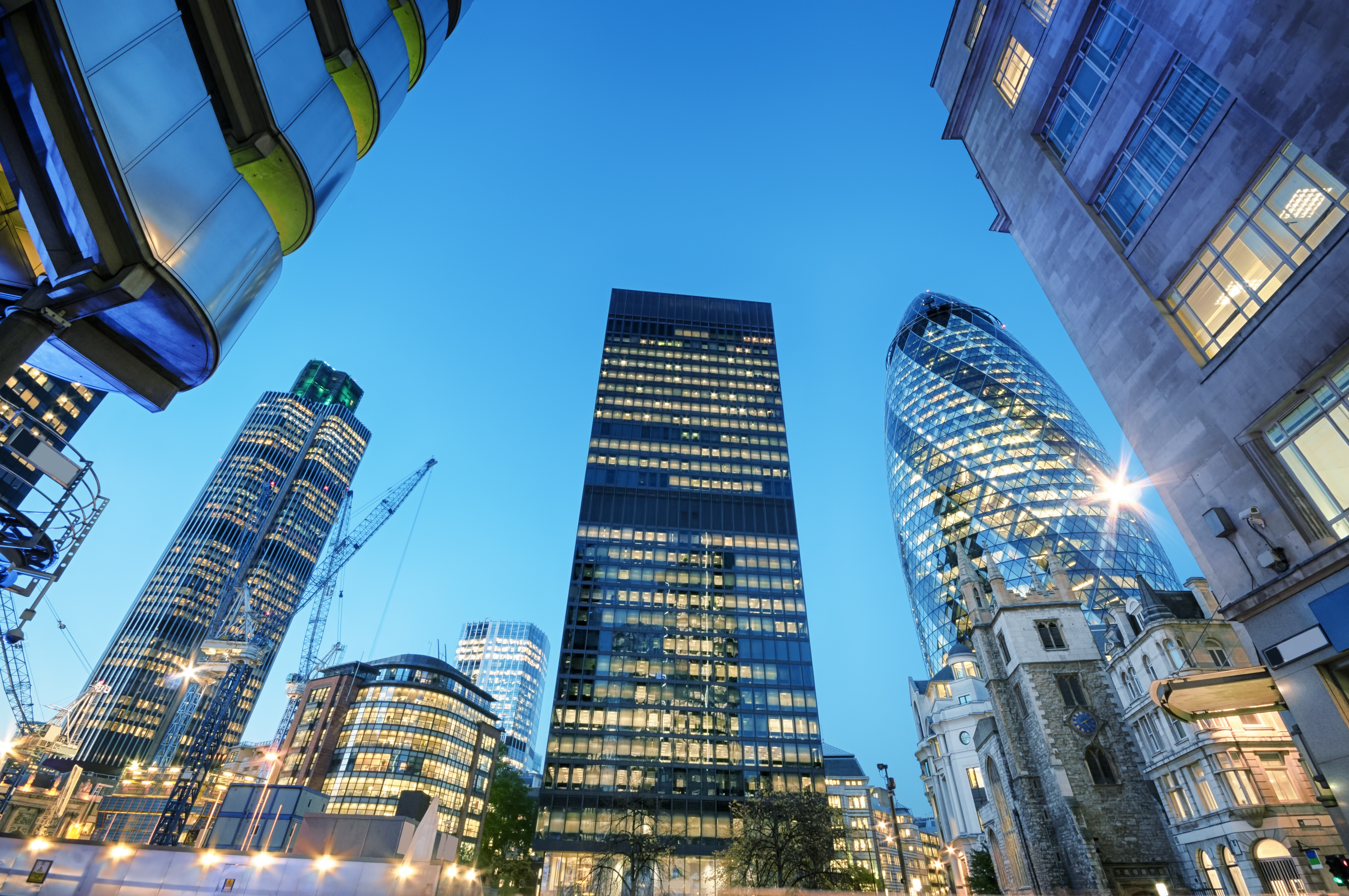 London's Financial Institutions: A Beginner's Guide