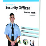 The Working as a Security Officer course book