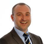 Trystan Bevan: the new UK security sales manager for Eaton's security business division