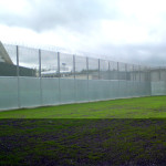 Security fencing very similar to this set-up will be installed at Broadmoor