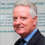 Garry Evanson CSyP: the new Chairman of The Security Institute