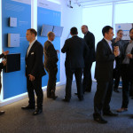 Over 100 invited guests attended the office opening