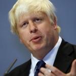 London Major Boris Johnson
