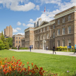 The University of Leicester's Fielding Johnson building