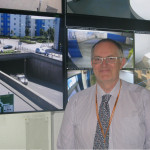 Ian Robins: communications infrastructure manager for the States of Jersey Police's IT operation