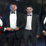 Sellafield's civilian guard force has been honoured at the North West's second annual Armed Forces Business Awards