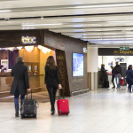 The BLOC Hotel at Gatwick Airport is located right next to Departures