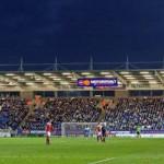 Peterborough United's London Road stadium