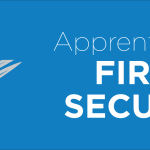 The Apprentices for Fire and Security campaign logo