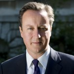 Prime Minister David Cameron: supporting apprenticeships