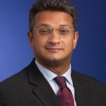 KPMG's UK forensic partner Hitesh Patel