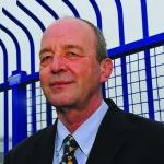 Gate Safe's founder and chairman Richard Jackson