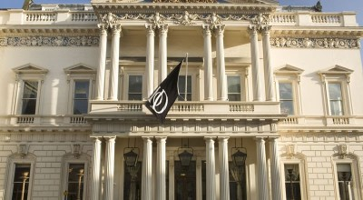 The Institute of Directors' headquarters in central London