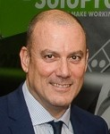 Craig Swallow: chairman of the BSIA's Lone Worker Section