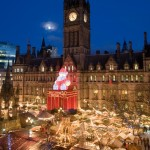 The Christmas Markets in central Manchester are a major attraction every year