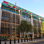 The Home Office's headquarters in central London