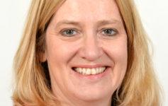 Amber Rudd: the new Home Secretary
