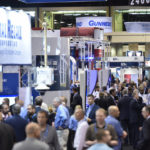 The show floor at ASIS International 2016