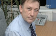 Alex Carmichael: CEO of the SSAIB