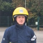 Securitas UK officer Terry Clark