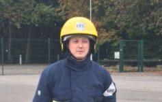 Securitas UK officer Terry Clark