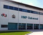 HMP Oakwood near Wolverhampton