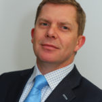 Kevin Ward: managing director of Ward Security