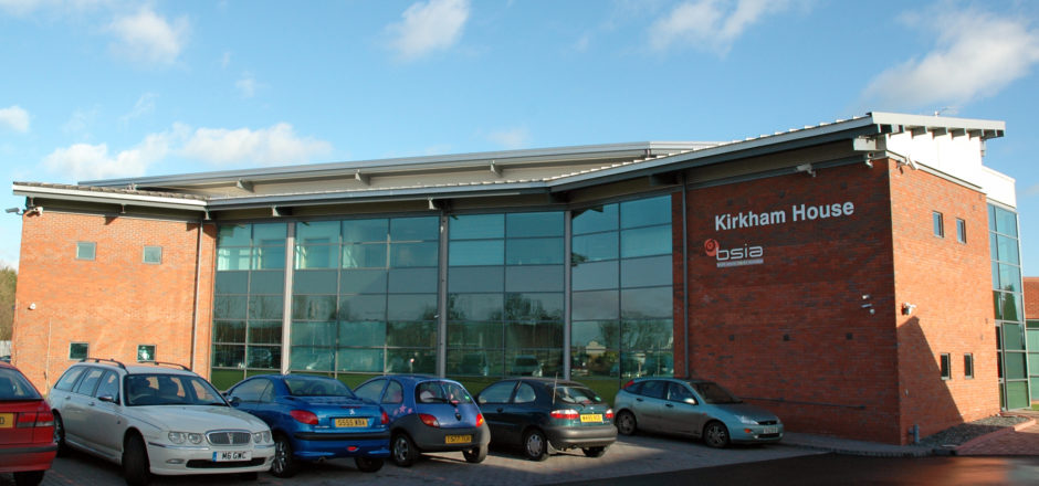 Kirkham House: the Worcestershire headquarters of the BSIA