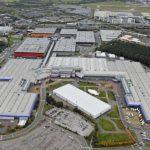 The NEC complex in Birmingham