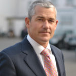 Tavcom Training's sales director Paul Tennent