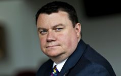 Steve White: chairman of the Police Federation of England and Wales