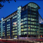 The Gibbs Building: Wellcome Trust's hq at 215 Euston Road in central London