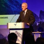 NSI CEO Richard Jenkins addresses the delegates