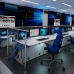 Winsted's WAVE console for CCTV Control Rooms