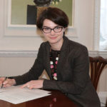 Chloe Smith: Minister for the Constitution