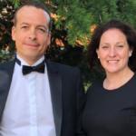 Mark Walker and Emma Walker of the Ashridge Group