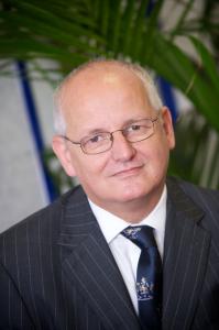 IPSA chairman Mike White MSyI