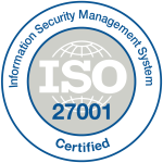 Kingdom Security's operations have been approved to ISO 27001 standards