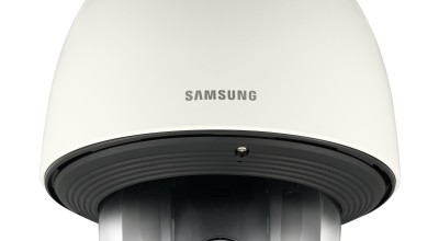 Samsung Techwin's SNP-5430H camera