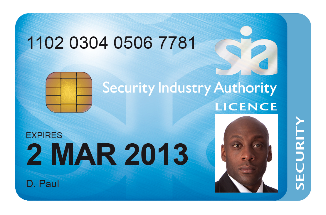 Risk UK Security Industry Authority
