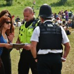Definitive Event Policing works alongside police officers to secure events