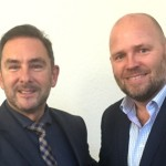 Gary Powers (md at Regency Security Services) and Sean McCarthy (director of Securidoor UK)