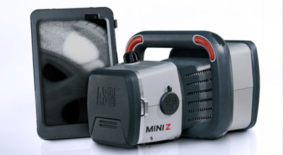 "The MINI Z is ""the world's first"" handheld Z Backscatter Imaging System"