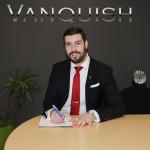 Michael Chandler of Vanquish