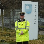 Corps Security is providing a mixture of first class solutions for The Open University in Milton Keynes