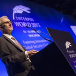 Interpol World 2015 runs from 14-16 April