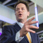 Nick Clegg - Deputy Prime Minister and Leader of the Liberal Democrats - launches his party's General Election Manifesto in London