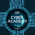The first SANS Cyber Academy runs in September 2015
