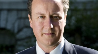 Prime Minister David Cameron: set to work with a confident and buoyant business community