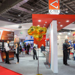C-TEC's stand is part of the Innovation Trail for visitors to FIREX International